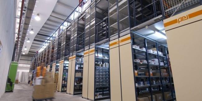 Almacén Distribuidor de material Eléctrico España