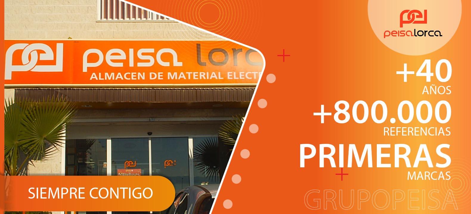 Almacén Distribuidor de Material Eléctrico Lorca