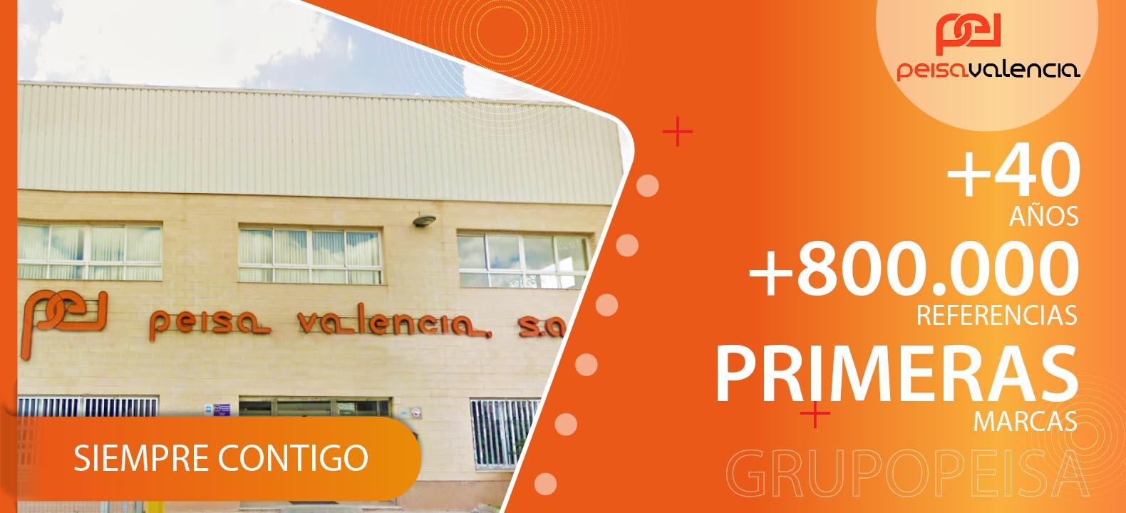 Almacén Distribuidor de Material Eléctrico Valencia