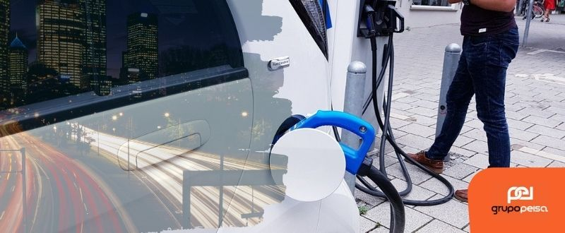 Movilidad eléctrica, vehículo eléctrico
