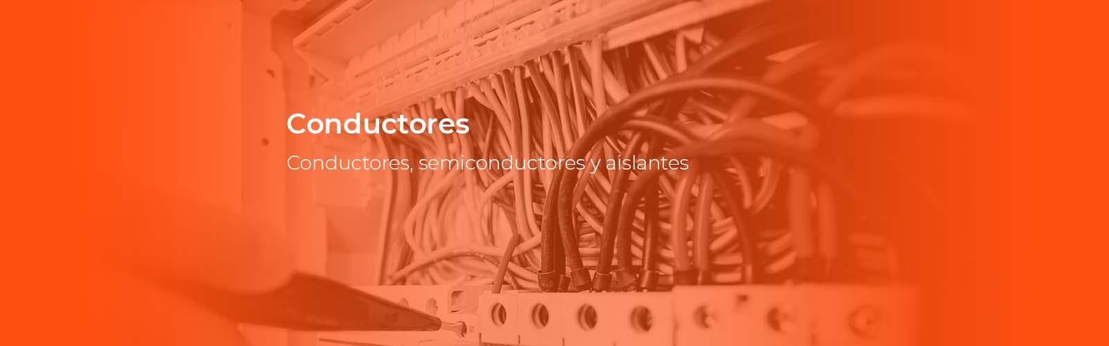 Material eléctrico - Conductores