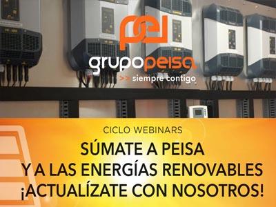 Webinar Energías Renovables